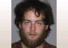 """""""Mug shot of Connor Stevens from the Cleveland Five"""""""