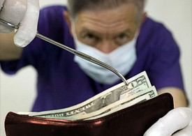 Health Care Robbery from www.ampminsure.org