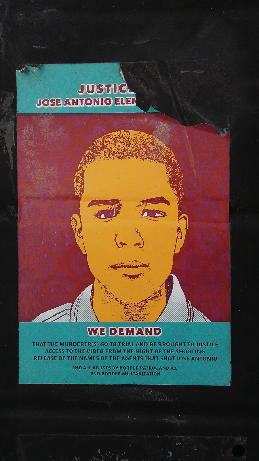 we-demand-poster