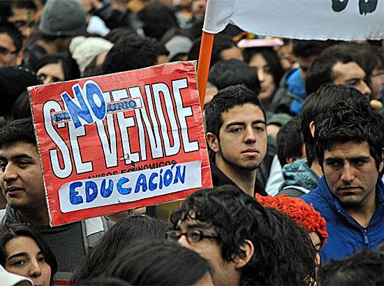 Movilización estudiantil de 2011 en Chile: marcha del 30 de junio de 2011