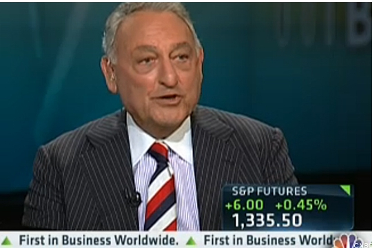 Picture of former Citigroup CEO Sandy Weill