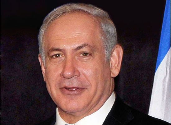 Israeli Prime Minister Benjamin Netanyahu (2010)