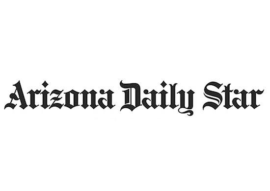 "Logotype reads ""Arizona Daily Star"""