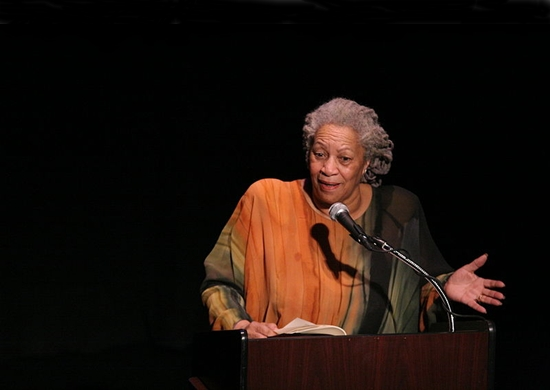 Picture of Toni Morrison