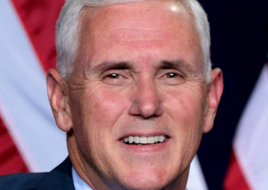 Picture of Vice President Mike Pence