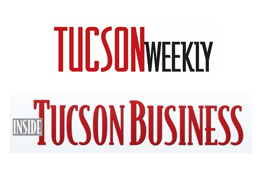 Logos of Tucson Weekly and Inside Tucson Business